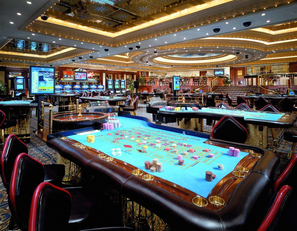Sheration casino casino fundraiser ideas